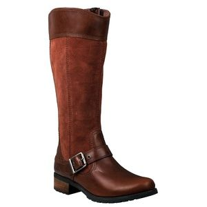 Timberland Women's Leather Winter Tall Boots
